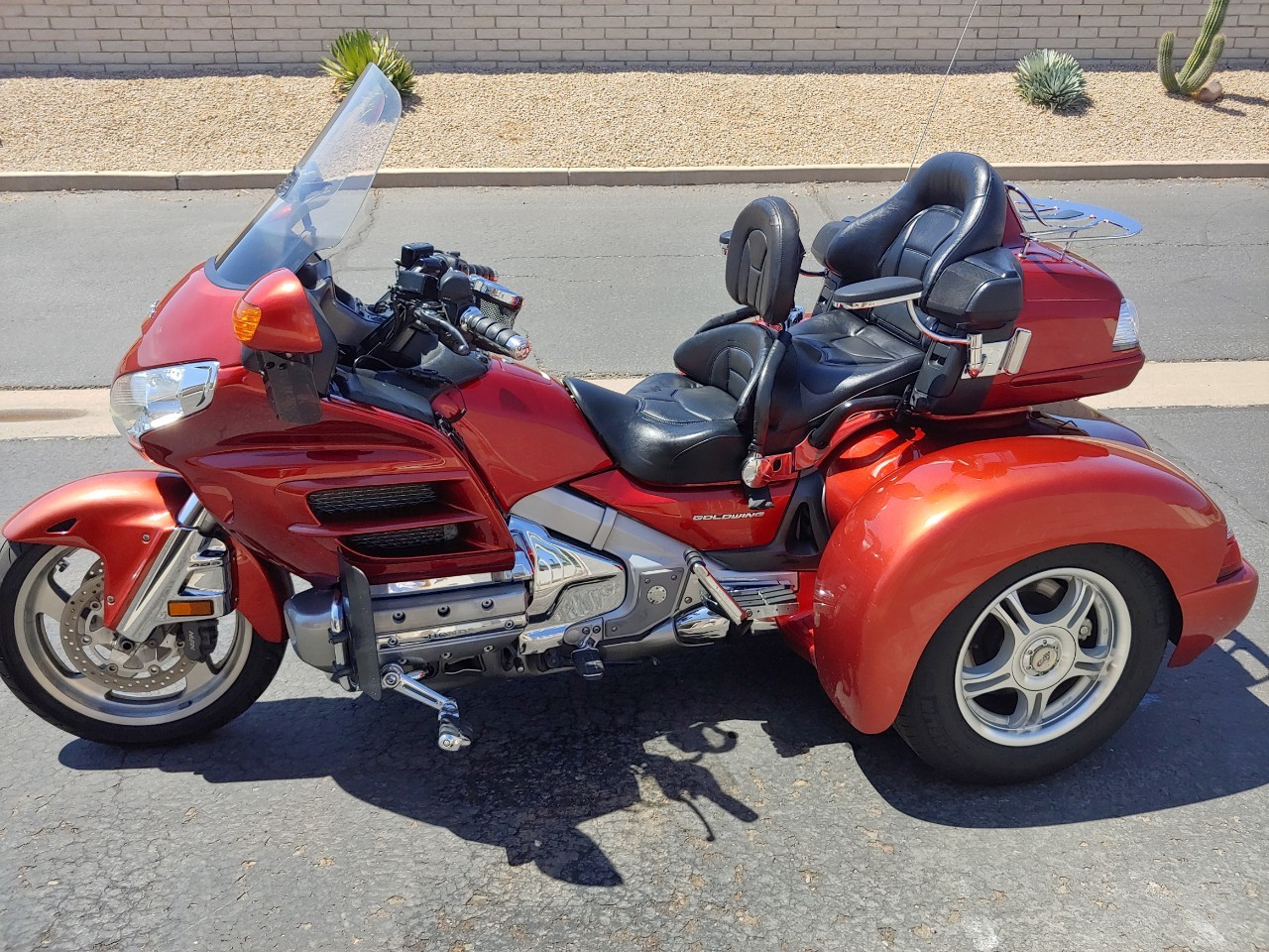 Gold Wing 1800 Trike For Sale - Honda Motorcycle,Trailers