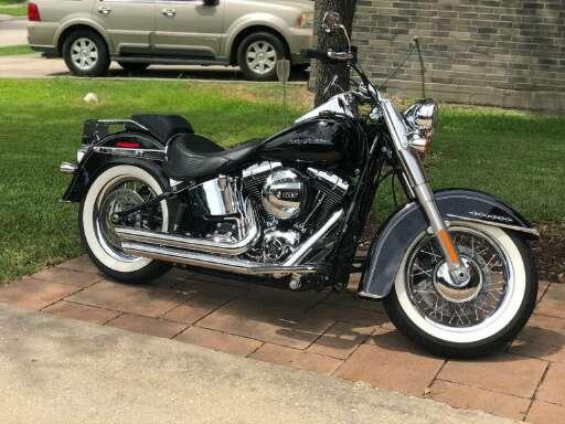 2017 Harley-Davidson SOFTAIL DELUXE, Dickinson TX - - Cycletrader com