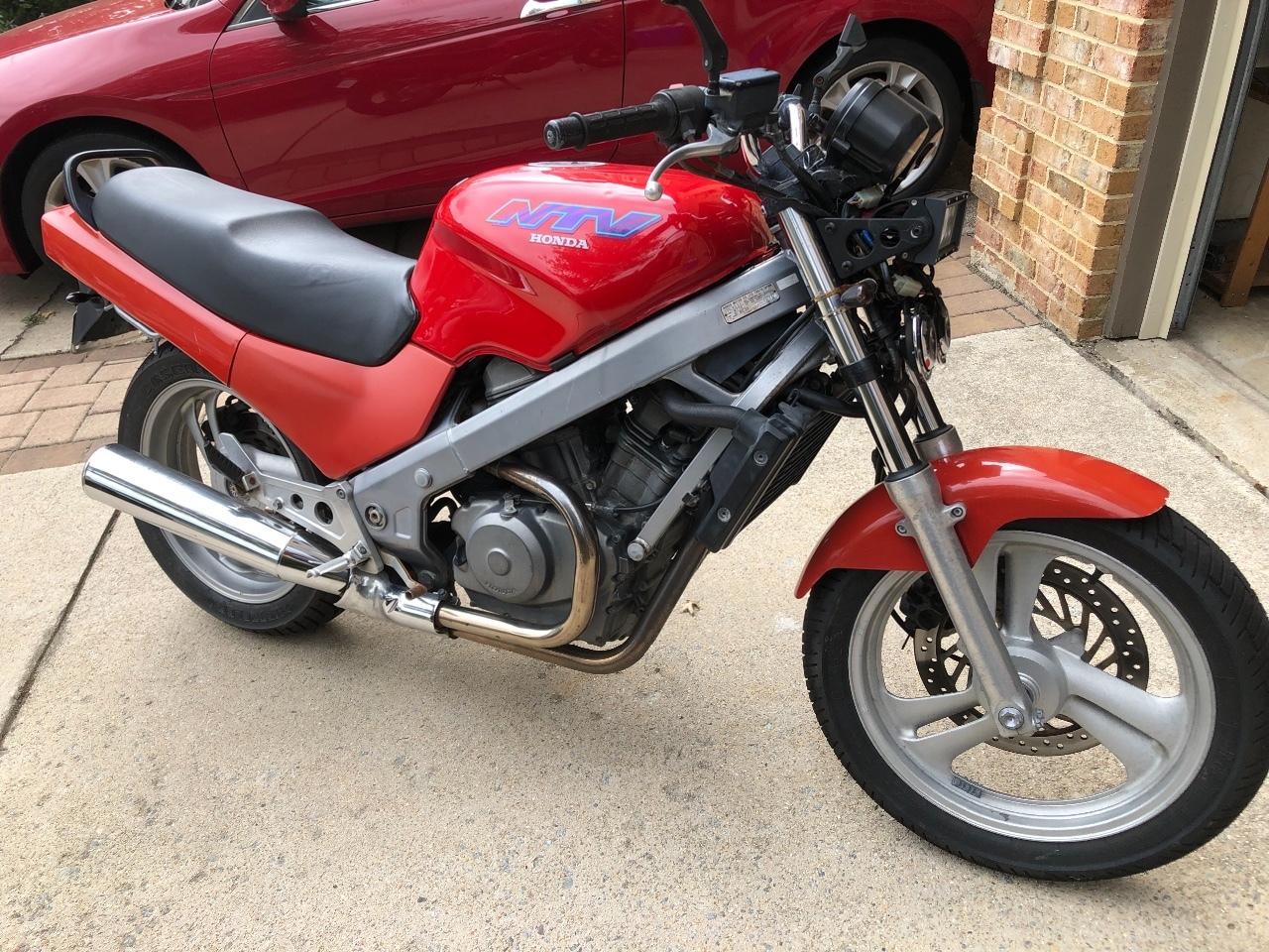 1995 Honda HAWK NT650
