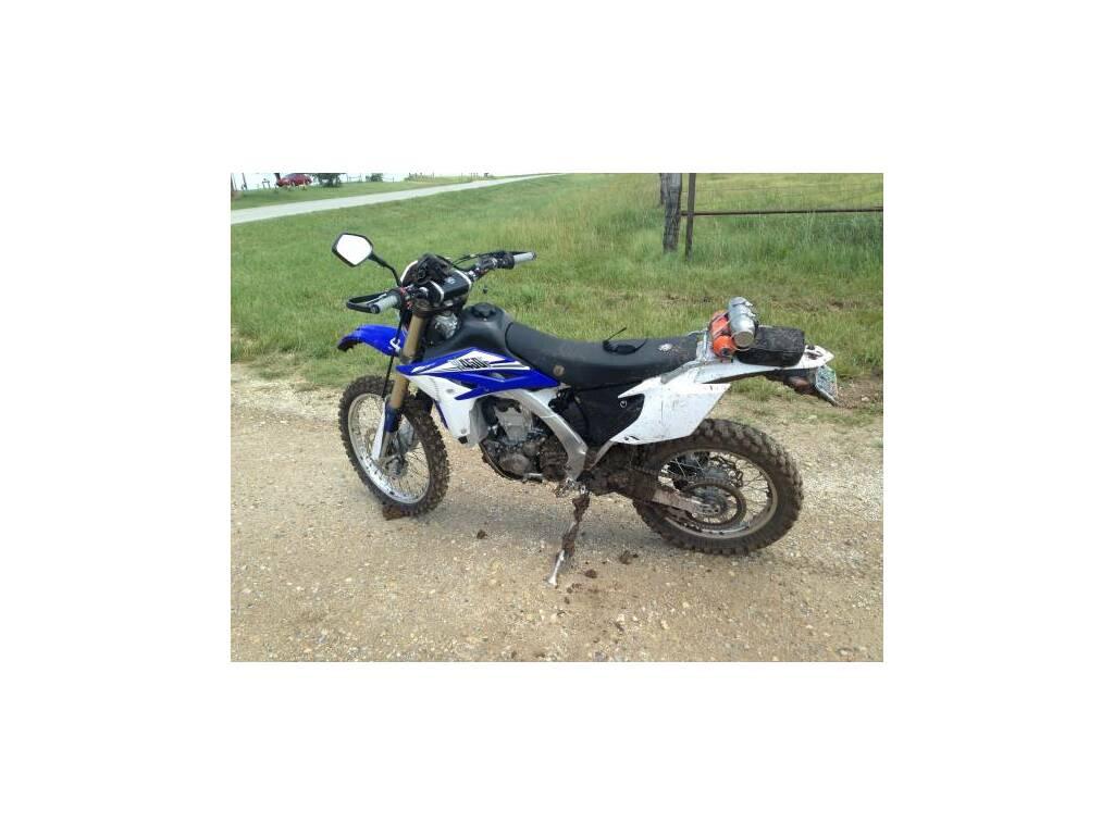 2014 Yamaha WR450F, Andover KS - - Cycletrader com