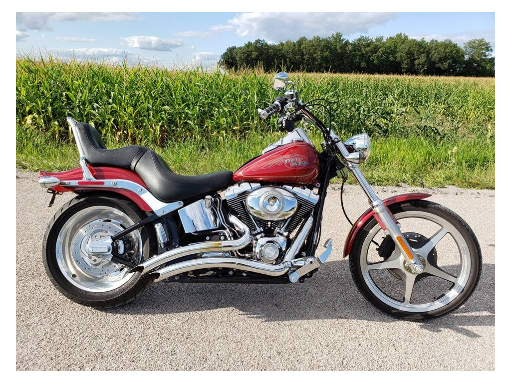 2007 Harley Davidson Softail Custom For Sale in Defiance, OH - Cycle Trader