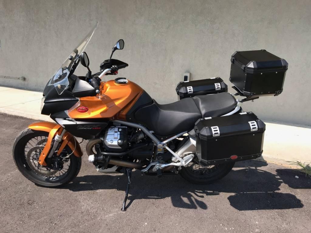 Fabulous 2014 Moto Guzzi Stelvio 1200 Ntx Holden Mo Cycletrader Com Machost Co Dining Chair Design Ideas Machostcouk