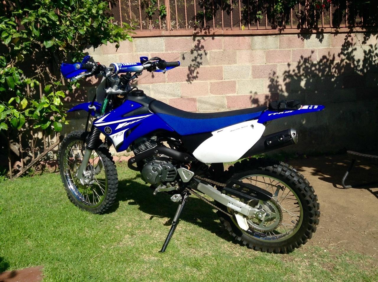 2008 Yamaha TT-R125, Los Angeles CA - - Cycletrader com