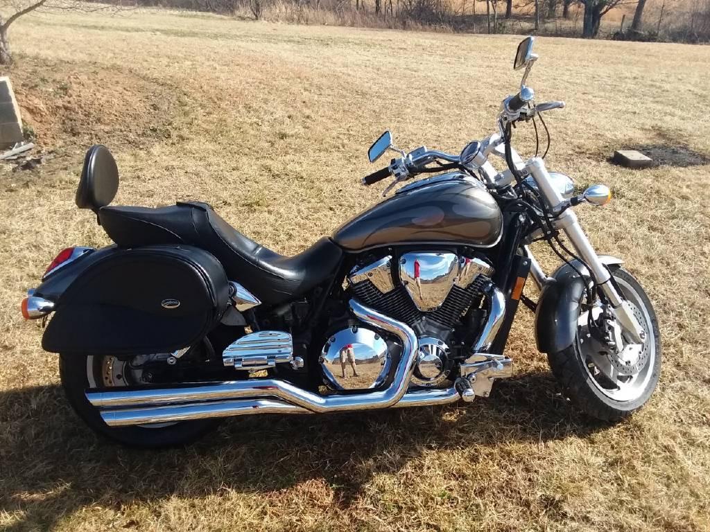 2004 Honda VTX 1800, Hendersonville NC - - Cycletrader com