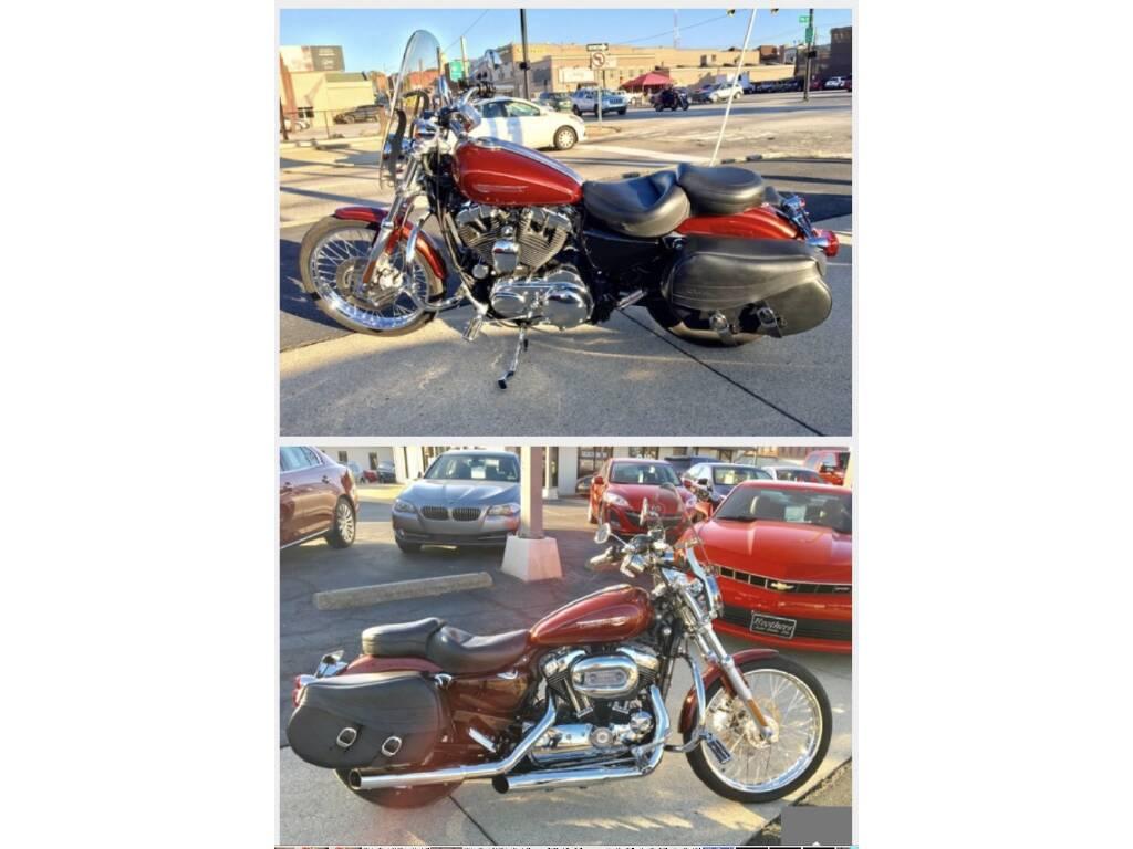 2009 Harley-Davidson SPORTSTER 1200 CUSTOM, Proctorville OH - -  Cycletrader com
