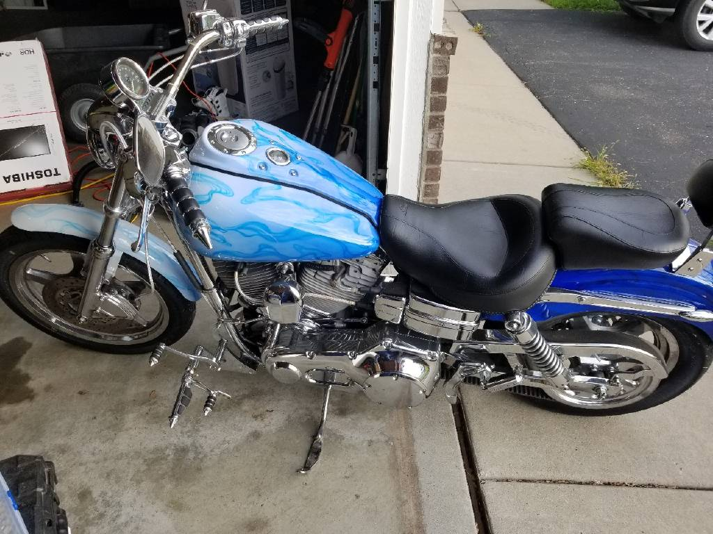 2005 Harley-Davidson SUPER GLIDE DYNA CUSTOM, New Market MN - -  Cycletrader com