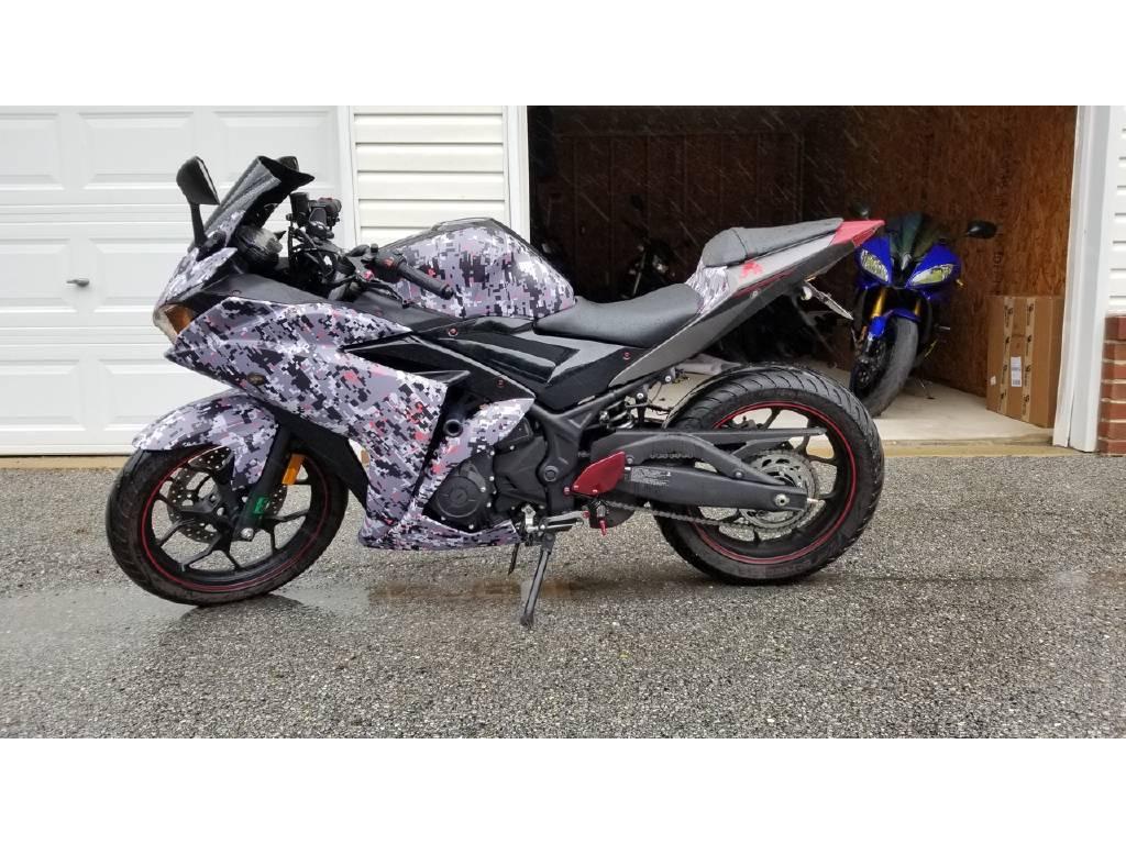 2015 Yamaha YZF R3, Newark DE - - Cycletrader com