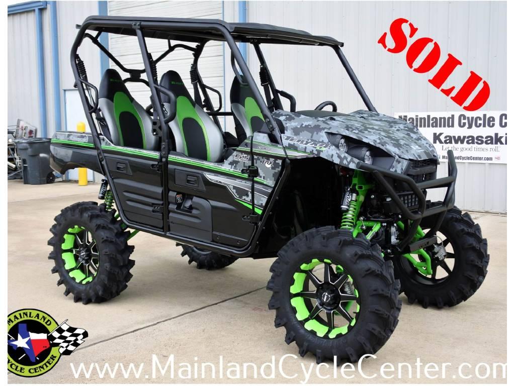 2018 Kawasaki Teryx4 Le Camo For Sale In La Marque Tx Atv Trader