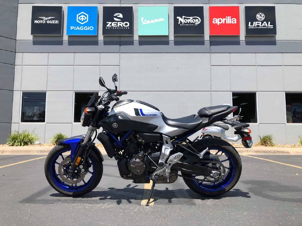 2016 Fz 07 >> 2016 Yamaha Fz 07 For Sale In Austin Tx Cycle Trader