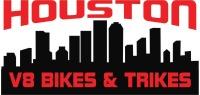 Houston V8 Bikes & Trikes Logo
