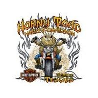 Horny Toad Harley-Davidson Logo