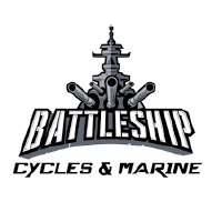 Battleship Cycles & Marine Logo