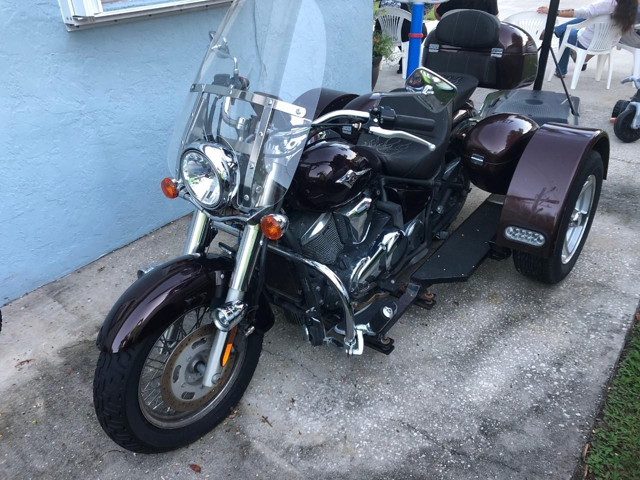 Florida Vulcan Drifter 1500 For Sale Kawasaki Motorcycle