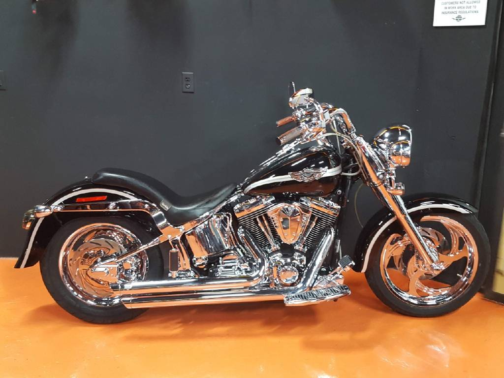 Fine 2003 Harley Davidson Fatboy Anniversary Pending Sale For Sale In Miami Fl Cycle Trader Creativecarmelina Interior Chair Design Creativecarmelinacom