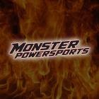 Monster Powersports Logo