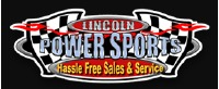 Lincoln Power Sports Logo