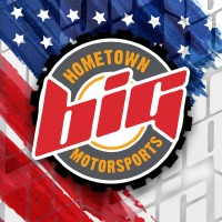 Big Hometown Motorsports Logo