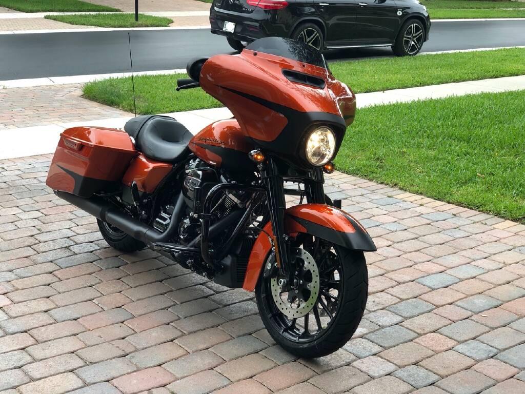 2019 Harley Davidson Street Glide Special Lake Worth Fl Cycletrader Com