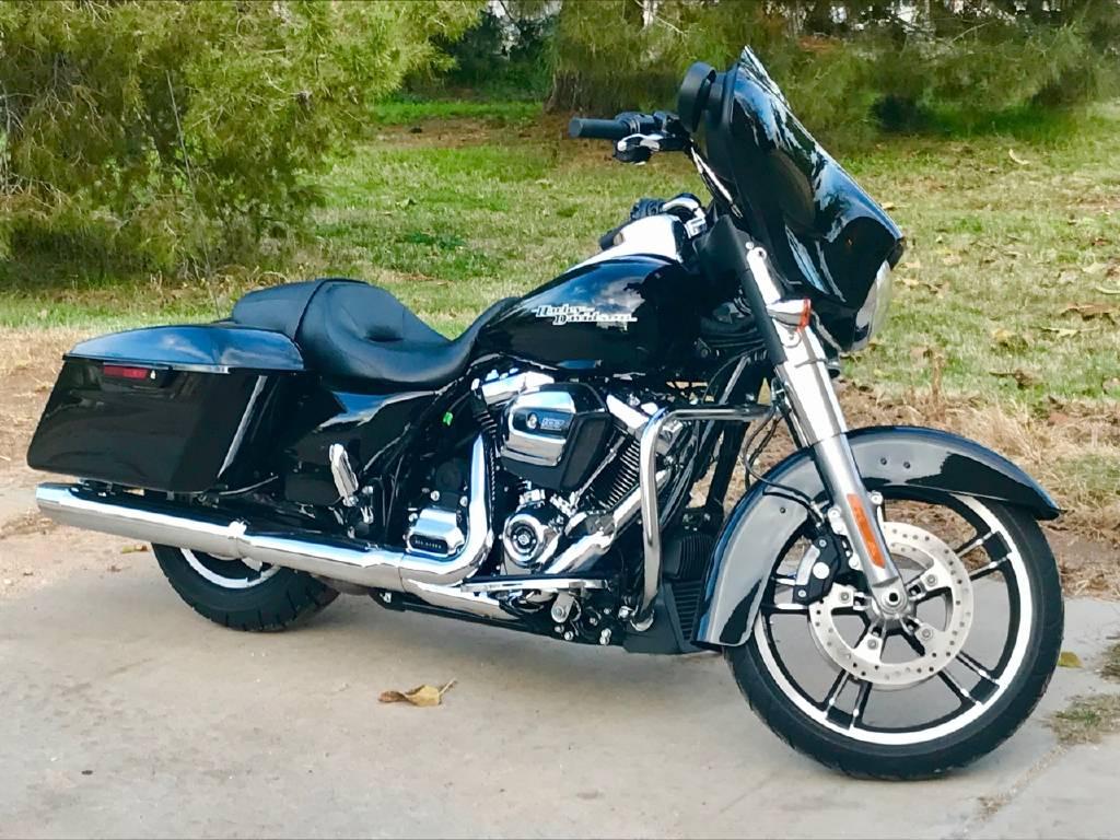 2019 Harley Davidson Street Glide Waddell Az Cycletrader Com