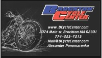 Brockton Cycle Center Logo