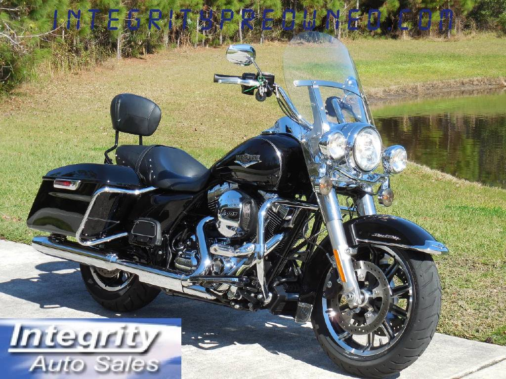 Road King For Sale >> 2016 Harley Davidson Road King For Sale In Port Orange Fl Cycle Trader