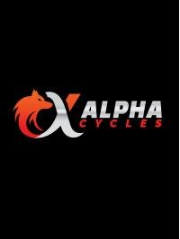 ALPHA CYCLES Logo