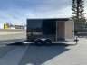2021 Look Trailer VISION VWLC 7X14 TADNEM AXLE WEDGE NOSE TRAILER, motorcycle listing