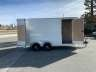 2021 Look Trailer VISION VWLC 7X16 TANDEM AXLE BOX TRAILER, motorcycle listing