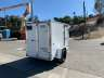 2020 Look Trailer ST 5X8 ENCLOSED TRAILER, pwc listing