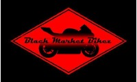 Black Market Bikez Logo