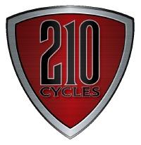 210 Cycles Logo