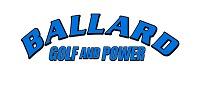 Ballard Golf Cars And Powersports Inc Logo