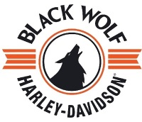 Black Wolf Harley-Davidson Logo