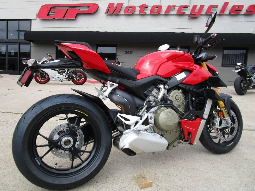 2021 Ducati Streetfighter V4 S Dark Stealth For Sale in