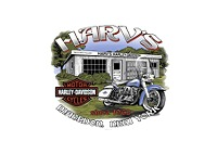 Harv's Harley-Davidson Logo