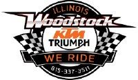 Woodstock KTM & Triumph Logo