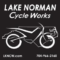 Lake Norman Cycle Works Logo