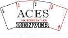 ACES Motorcycles - Denver Logo