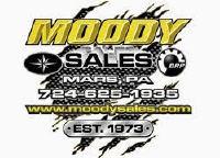 Moody Sales & Service Logo