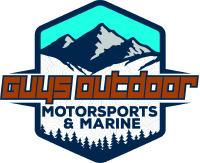 Guy's Outdoor Motorsports & Marine Logo
