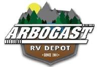 Dave Arbogast RV Depot Logo