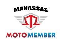 MotoMember of Manassas Logo