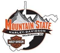 Mountain State Harley-Davidson Logo