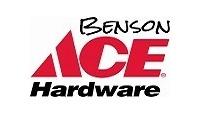 Benson Ace Hardware Logo