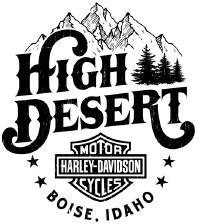 High Desert Harley-Davidson Logo