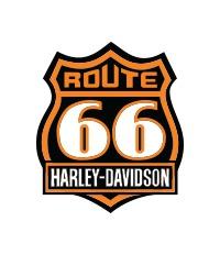 Route 66 Harley-Davidson, Inc. Logo