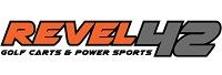 Revel 42 Golf Carts & Powersports Logo