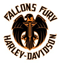Falcons Fury Harley-Davidson Logo