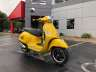 2021 Vespa GTS 300 HPE SUPER - yellow, white, red, black, motorcycle listing