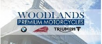 Woodlands Premium Motorcycles Logo